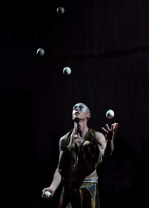 Adam | Juggler | Juggling | Imagine Circus | Cirque | Raleigh, NC