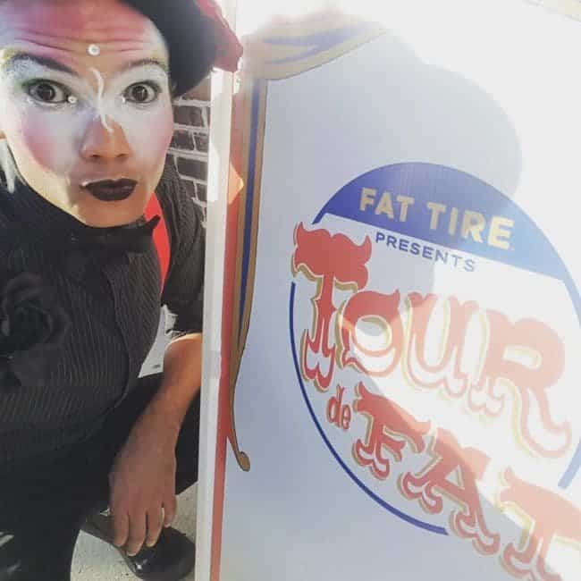 Hoop Performer at Tour de Fat | Ben | Imagine Circus