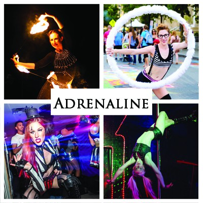 Adrenaline | Performer | Imagine Circus | Cirque | Raleigh, NC