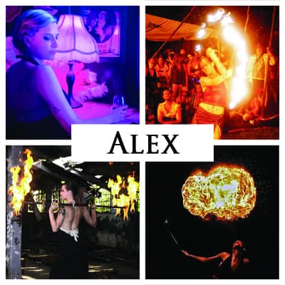 Alex | Imagine Circus | Performer