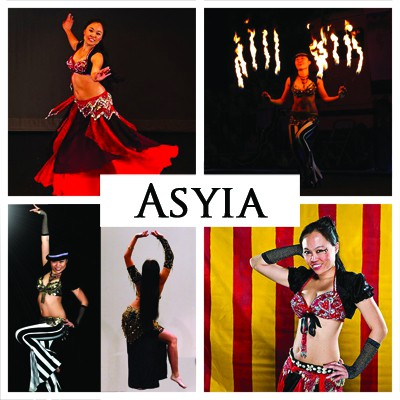 Asyia | Imagine Circus | Performer | Imagine Circus | Cirque | Raleigh, NC