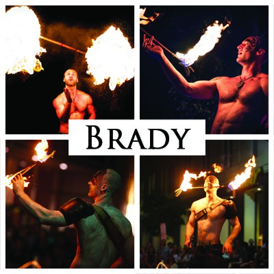 Brady | Performer | Imagine Circus | Cirque | Raleigh, NC