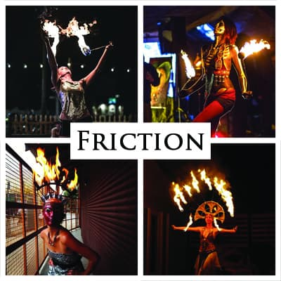 Friction | Imagine Circus | Performer