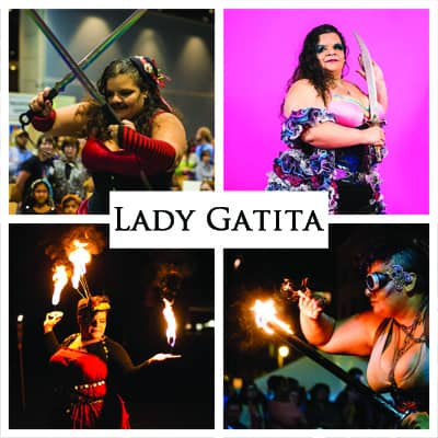 Lady Gatita | Imagine Circus | Performer