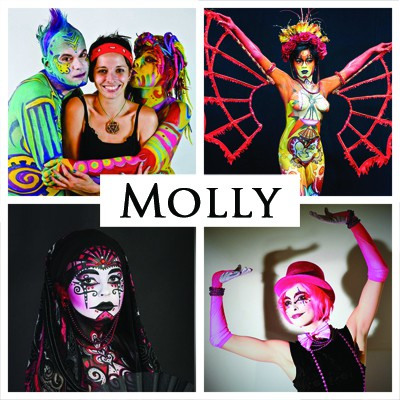 Molly | Artist | Imagine Circus | Cirque | Raleigh, NC