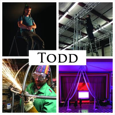 Todd | Imagine Circus | Performer