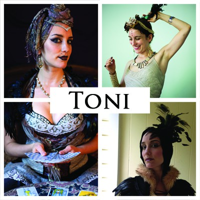 Toni | Imagine Circus | Performer | Imagine Circus | Cirque | Raleigh, NC