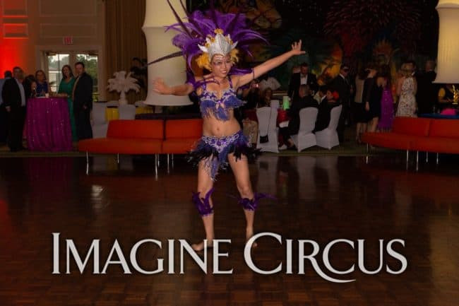 Carnival, Samba Dancer, Imagine Circus, Performer, Asyia