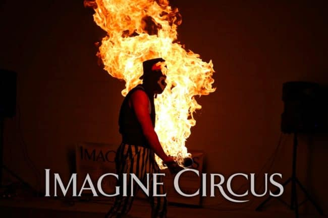 Fire Dancer, Halloween, Fall Festival, Stuart, Virginia, Gio, Imagine Circus Performer
