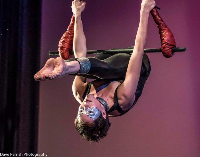 Amy | Light Pours In | Aerial Performance | Trapeze | Imagine Circus | Cirque | Raleigh, NC