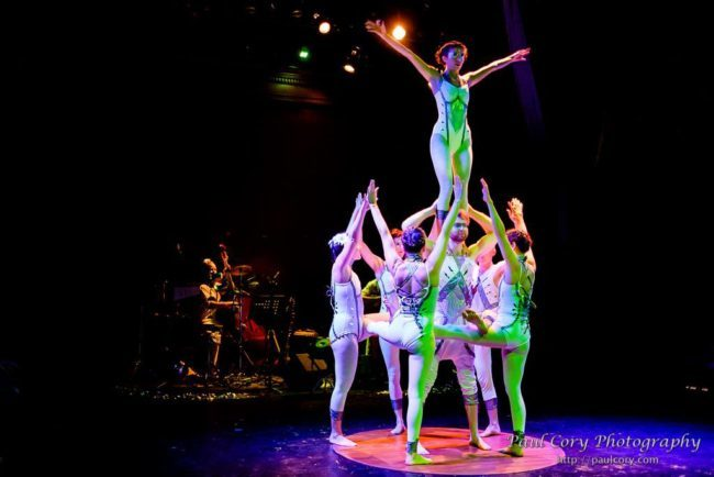 Light Pours In | Group Acro | Acrobatic Performance | Imagine Circus | Cirque | Raleigh, NC