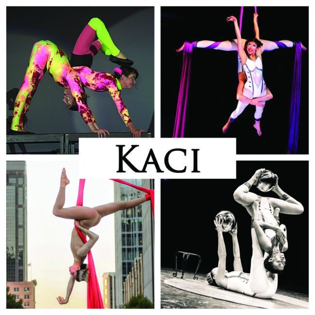 Kaci | Imagine Circus | Performer | Cirque | Raleigh, NC