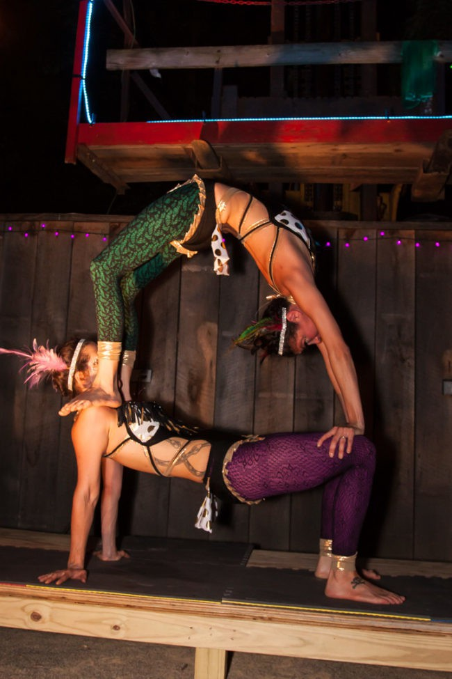 Tribal | Acrobatic Performance | Partner Acro | Duo | Imagine Circus | Cirque | Raleigh, NC