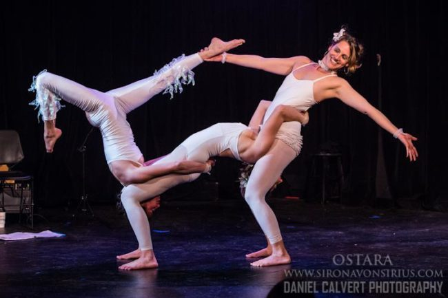 Jewels | Acrobatic Performance | Partner Acro | Trio |Imagine Circus | Cirque | Raleigh, NC