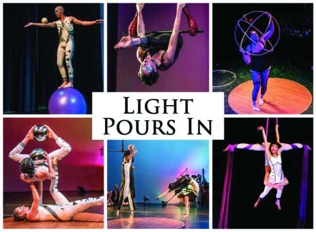 Light Pours In | Imagine Circus | Shows | Feature Image