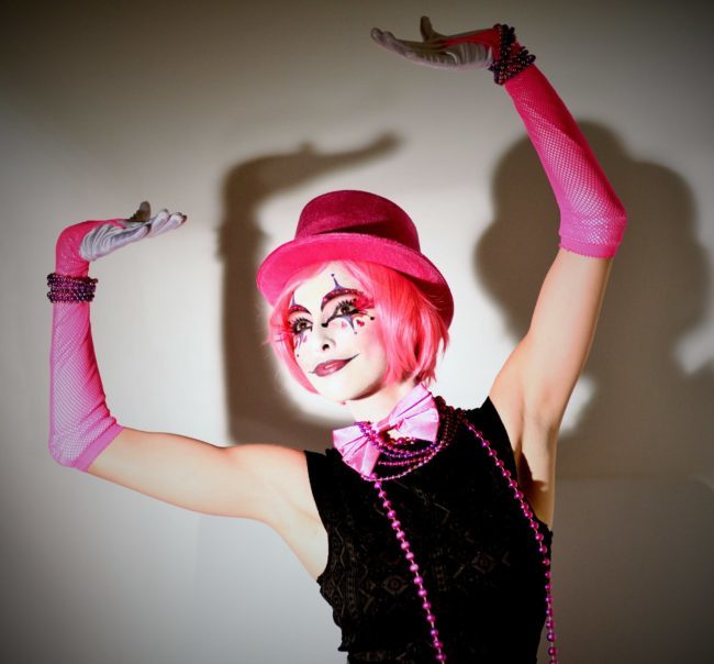 Molly | Face Paint | Body Painter | Makeup | Clown | Model | Performer | Imagine Circus | Cirque | Raleigh, NC