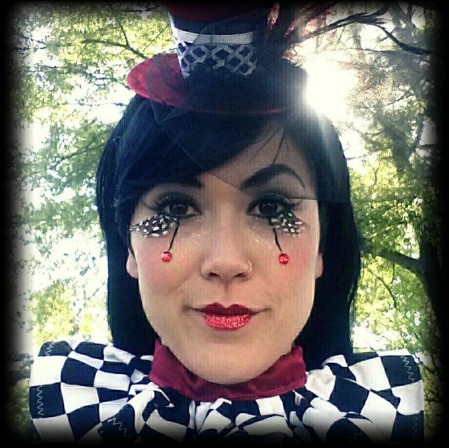 Mindy | Big Top Circus | Costume | Ring Leader | Performer | Imagine Circus | Cirque | Raleigh, NC