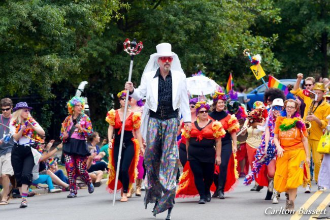Thunder | Stilt Walker | Ringmaster | Street Festival | Parade | Performer | Imagine Circus | Cirque | Raleigh, NC