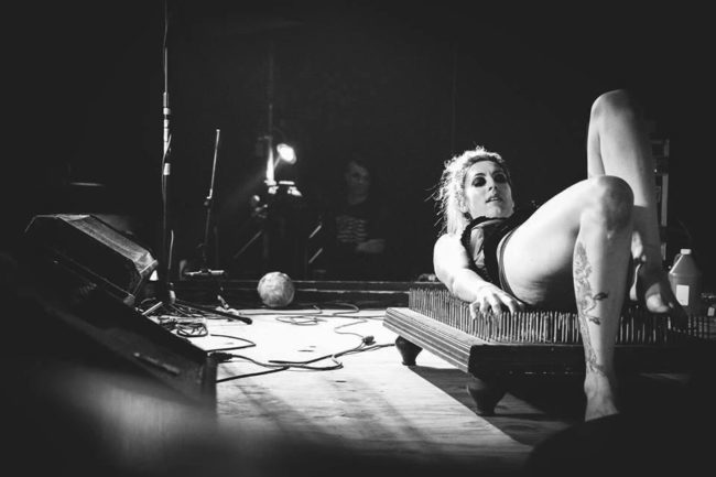 Lacy | Side Show | Bed of Nails | Performer | Imagine Circus | Cirque | Raleigh, NC