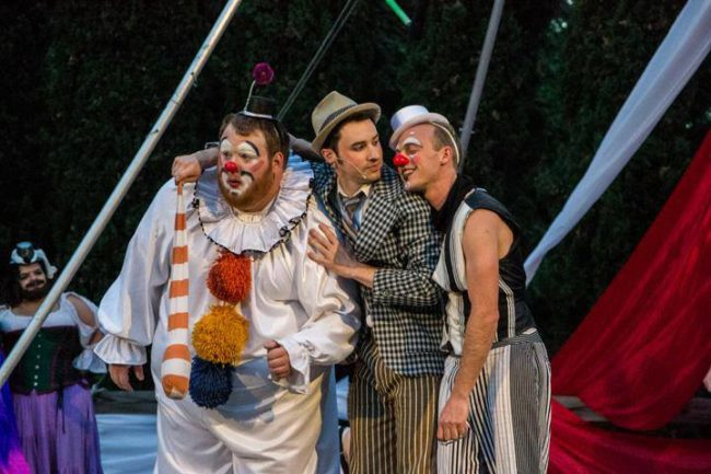 Clowns | Mimes | Clown Troupe | Stage Show | Performers | Imagine Circus | Cirque | Raleigh, NC