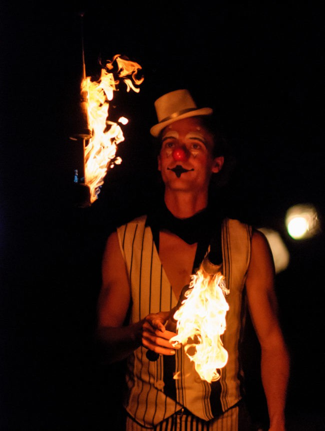 Adam | Big Top Circus | Fire Juggler |Clown | Mime | Fire Dancer | Performer | Imagine Circus | Cirque | Raleigh, NC