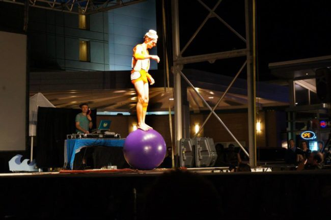 Under the Sea | Rolling Globe | Juggler | Makeup | | Performer | Imagine Circus | Cirque | Raleigh, NC