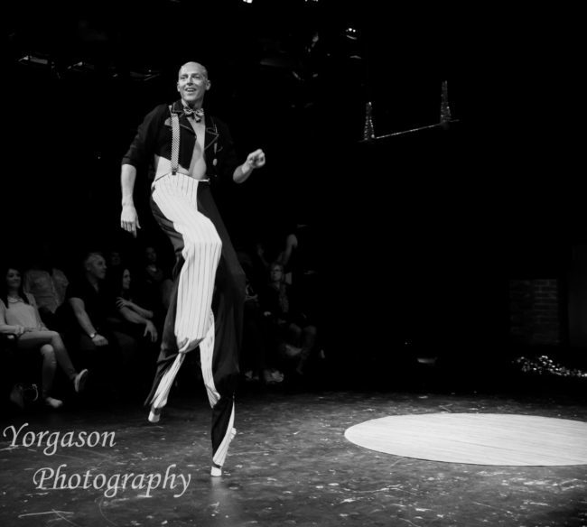 Adam | Big Top Circus | Stilt Walker | Performer