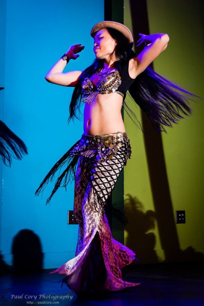 Asyia | Belly Dancer | Traditional Belly Dancing | Costuming | Performer | Imagine Circus | Cirque | Raleigh, NC