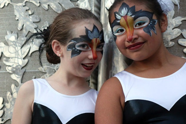 Mari Sol | Nina | Jr. Performers | Jungle | Face Paint | Makeup | Imagine Circus | Cirque | Raleigh, NC
