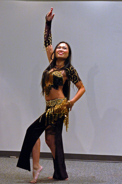 Asyia | Belly Dance | Traditional | Performer | Imagine Circus | Cirque | Raleigh, NC