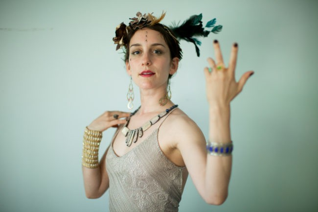 Toni | Tarot Card Reader | Fortune Teller | Speakeasy | 20s| Model | Performer | Imagine Circus | Cirque | Raleigh, NC