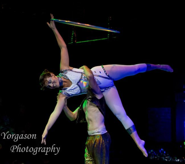 Jewels| Light Pours In | Hoop Dancer | Hula Hooper | Acrobatic Hooping | Performer | Imagine Circus | Cirque | Raleigh, NC