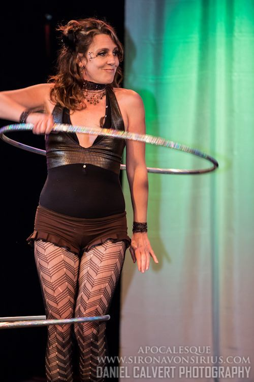 Jewels | Tribal | Hoop Dancer | Hula Hooper | Doubles | Performer | Imagine Circus | Cirque | Raleigh, NC