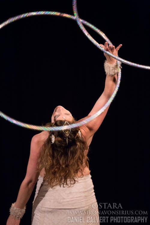 Jewels | Hoop Dancer | Hula Hooper | Doubles | Performer | Imagine Circus | Cirque | Raleigh, NC