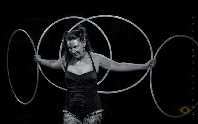 Jewels| Light Pours In | Hoop Dancer | Hula Hooper | Four Hoops | Quad Flow | Performer | Imagine Circus | Cirque | Raleigh, NC