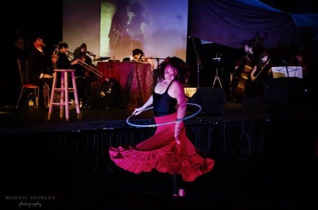 Jewels| Flamenco | Hoop Dancer | Hula Hooper | Speakeasy| Roaring 20's | Performer | Imagine Circus | Cirque | Raleigh, NC
