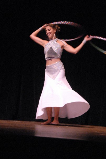 Jewels| Hoop Dancer | Hula Hooper | Doubles | Performer | Imagine Circus | Cirque | Raleigh, NC