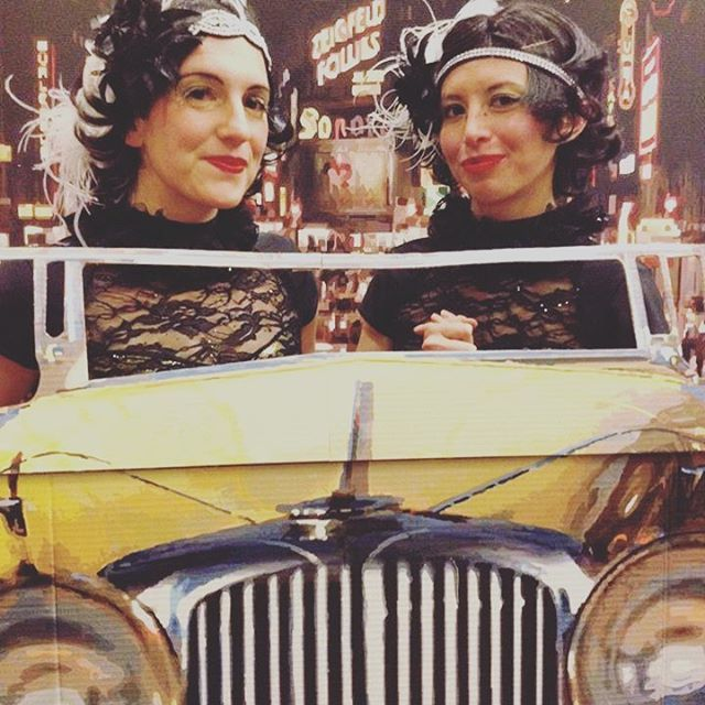 Katie | Kaci | Roaring 20s | Speakeasy Performers | Imagine Circus | Cirque | Raleigh, NC