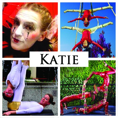 Katie | Imagine Circus | Performer | Cirque | Raleigh, NC