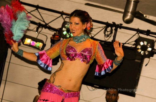 Liz | Bellydance | Modern Cirque | Performer | Imagine Circus | Cirque | Raleigh, NC