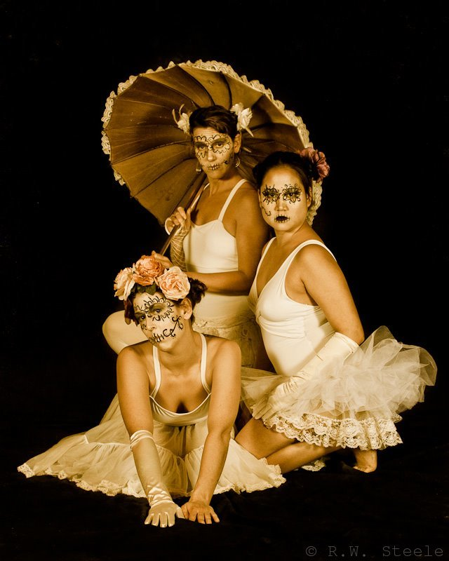 Day of the Dead | Performers | Imagine Circus | Cirque | Raleigh, NC