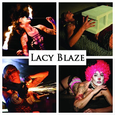 Lacy Blaze | Performer | Imagine Circus | Cirque | Raleigh, NC