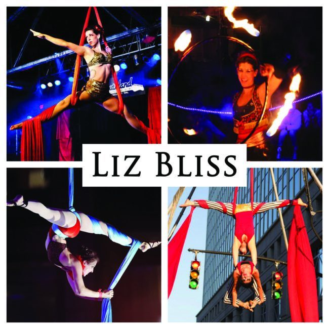 Brittany | Imagine Circus | Performer | Cirque | Raleigh, NC