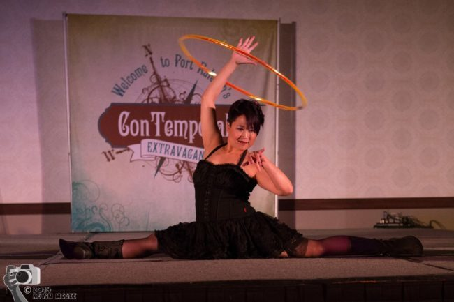 Memory | Hoop Dancer | Hula Hooper | Flow | Performer | Imagine Circus | Cirque | Raleigh, NC