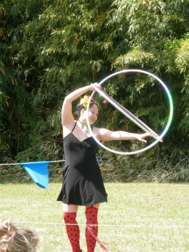 Memory | Hoop Dancer | Doubles | Hula Hooper | Flow | Performer | Imagine Circus | Cirque | Raleigh, NC