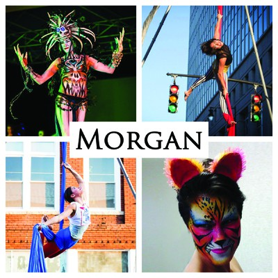 Morgan | Imagine Circus | Performer | Cirque | Raleigh, NC