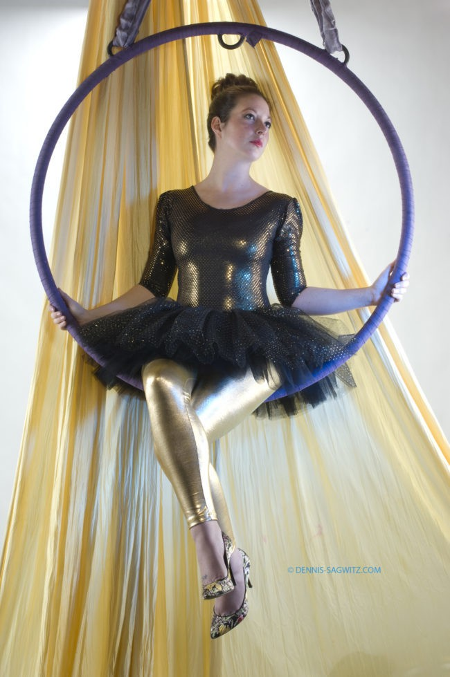 Katie R | Aerial Performer | Lyra Performance | Imagine Circus | Cirque | Raleigh, NC