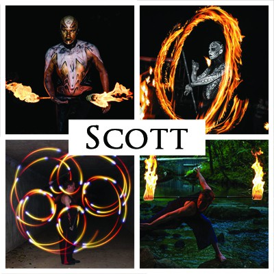 Scott | Performer | Imagine Circus | Cirque | Raleigh, NC