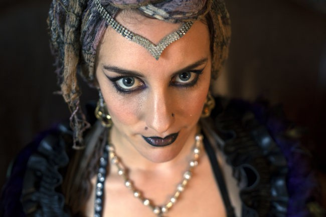 Toni | Tarot Card Reader | Fortune Teller | Headshot | Performer | Imagine Circus | Cirque | Raleigh, NC