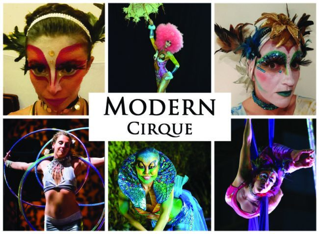 Modern Cirque | Imagine Circus | Themes | Cirque | Raleigh, NC
